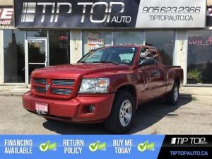 2008 Dodge Dakota SXT ** 92,000kms, 4X4, Power/Heated Seats **
