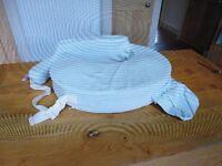 Breast feeding cushion 'My Brest friend'. £12. North Abingdon. Good condition