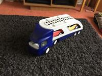 Little tikes car transpoter