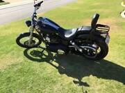 2014 Harley Davidson Dyna Wide Glide Hillarys Joondalup Area Preview