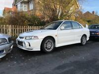 Mitsubishi Evo IV Fresh Import