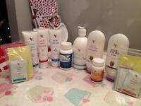 Aloe Vera beauty products