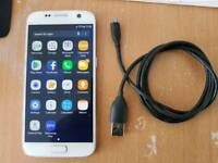 Samsung galaxy S7 white unlocked