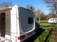 Sterling eccles moonstone the 2001 4 birth caravan
