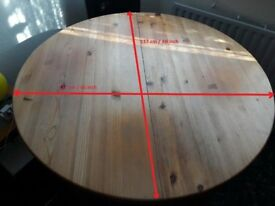 Pine Kitchen Dining Table For SALE