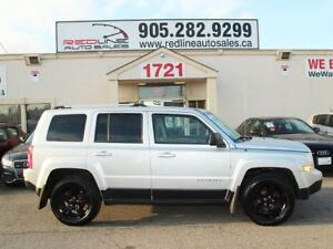 2013 Jeep Patriot North, AWD, Alloys, WE APPROVE ALL CREDIT