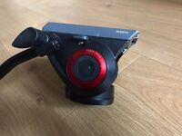 Manfrotto Fluid Head 500 - a part of MVM500A monopod. Part number: R1036,95