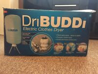Electric Clothes Dryer from DriBuddi