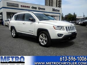 2011 Jeep Compass North - LOW MILEAGE - REMOTE STARTER