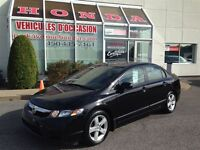 2009 Honda Civic Sport * Mags * Toit-ouvrant * Cruise