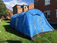 Kalahari Elite 8 Man Tent