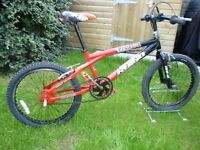 bmx bike, Rhino project X , in excellent condition.