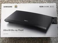 SAMSUNG UHD Blu-ray Player UBD-K8500 brand new and sealed