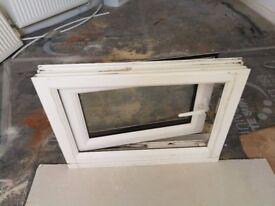 Small UPVC casement window for sale