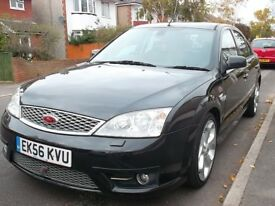 FORD MONDEO 3.0 ST-220 FACELIFT 2006/56 8 SERVICES JULY 2018 MOT 129K HPi CLEAR