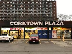 Corktown Plaza | High Traffic | Downtown Core
