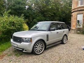 RANGE ROVER VOGUE 2005 AUTOBIOGRAPHY UPGRADE