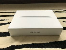 ***BRAND NEW*** 2017 Apple MacBook Air 13.3″ Notebook Core i5 1.8 GHz 8 GB RAM 128 GB SSD - Silver