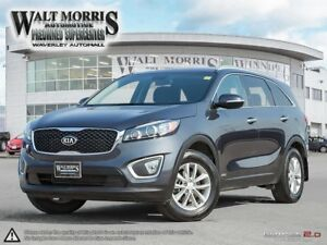 2017 Kia Sorento LX: ONE OWNER, LOCAL VEHICLE, ACCIDENT FREE