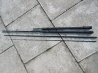 Shakespeare President Feeder Quiver Tip Rod with 10ft & 11ft Combination