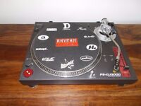 Sony-dj9000 Direct Drive Turntable/technics 1210/1200 alternative/uk delivery available