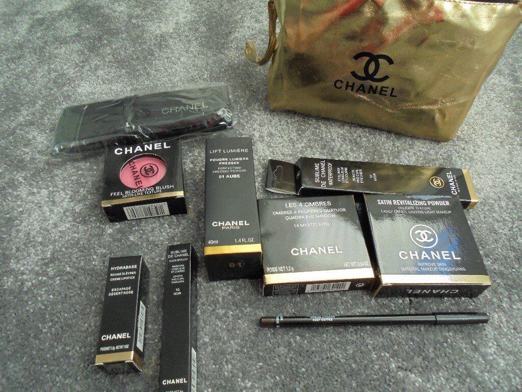 Make up Mixed Bundle - 9 items - New