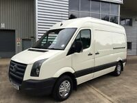 2009 vw crafter in the rare mwb ex council 45k this will be the best example in the uk in my option