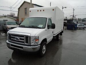 """2010 Ford Econoline Commercial Cutaway 12"""""""