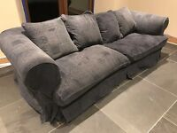 Tetrad sofa - Four seater ( two available ) - delivery possible
