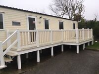 Static Caravan for hire @ Whiteacres Newquay