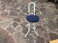 Brabantia Ironing Board Chair like new