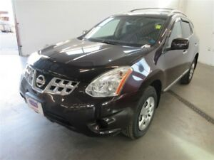 2013 Nissan Rogue S! AWD! BACK-UP SENSORS! BLUETOOTH! ONLY 52K!