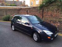 Ford focus ghia 1.6 very clean car mot n tax till feb 2017 in good condition