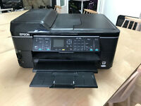 Epson Workforce WF-7515 A3 All-in-One Colour Inkjet Printer
