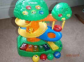 V Tech Interactive Treehouse