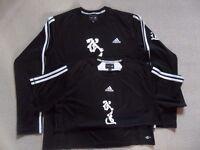 Adidas Climalite karate tops. 1 long sleeved 1 short sleeved xl