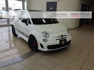 2013 Fiat 500 *ABARTH EDITION*TOIT OUVRANT*MAG*