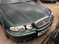 Rover 45 petrol moted 295