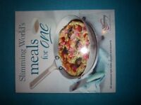 Slimming World Meals for One Recipes Book IP1