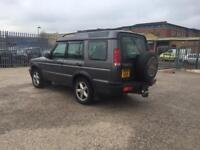 LAND ROVER DISCOVERY TD5 XS AUTO 7 SEATER [FULL MOT FULL SPEC]
