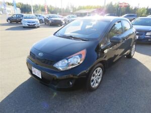 2013 Kia Rio LX+ HEATED SEATS!