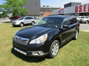 2011 Subaru Outback PZEV~LEATHER~SUNROOF~ALL POWER OPTIONS