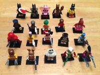 LEGO Batman Movie - Series 17 Minifigures 71017 Complete Full Set of 20 New