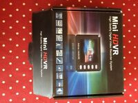 Bullet head cam mini HDVR