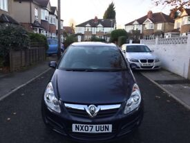Vauxhall Corsa / Full Service History / Low mileage / cheapest in the country