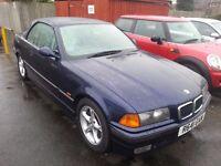BMW E36 328i Rare Classic INDIVIDUAL Convertable Soft Top M3 Parts