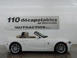 2008 BMW Z4 3.0 TOIT ÉLECTRIQUE COMME NEUF!