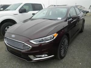 2017 Ford Fusion Full Load Fusion AWD Leather Roof Navigation