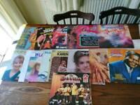 14 various lps vinyl