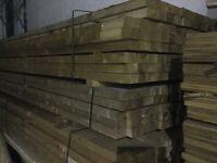 Wood, timber (3x2) 75x47mm @ 3.6m pressure treated green